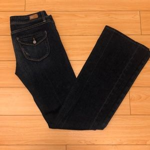 Paige flared jeans - never worn